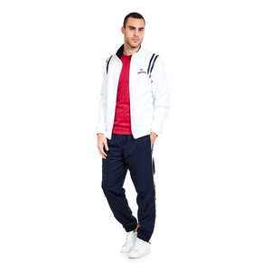 Lacoste - Seasonal Diamond Weave Taffeta Track Suit