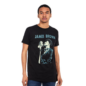 James Brown - Singing T-Shirt