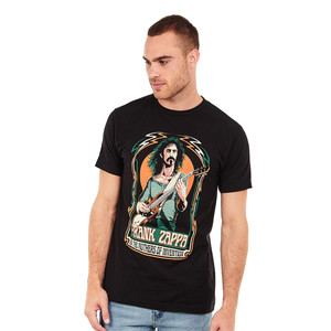 Frank Zappa - Illustration T-Shirt