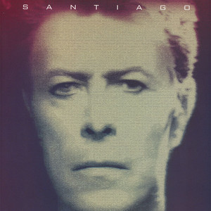 David Bowie - Santiago Coloured Vinyl Edition