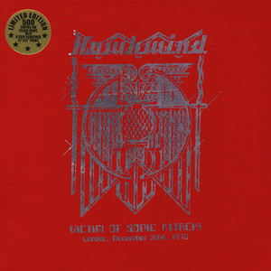Hawkwind - Victim Of Sonic Attack! London December 30th 1972