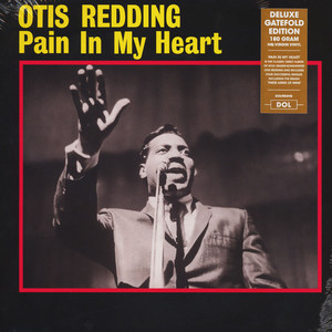 Otis Redding - Pain In My Heart Gatefoldsleeve Edition