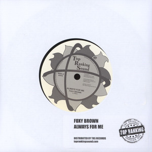 Foxy Brown - Always For Me / Version