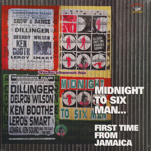 V.A. - Midnight To Six…First Time From Jamaica