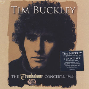 Tim Buckley - The Troubadour Concerts