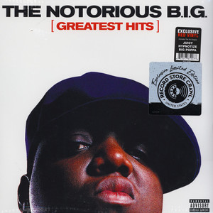 Notorious B.I.G. - Greatest Hits Transculent Red Vinyl Edition