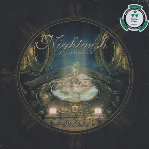 Nightwish - Decades (Best Of 1996-2015) Black Vinyl Edition