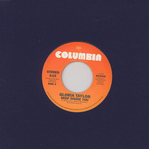 Gloria Taylor - Deep Inside You / World That's Not Real