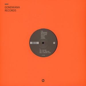 Gondwana Orchestra, The feat. Dwight Trible - Colors EP