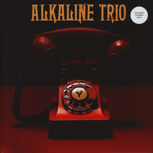 Alkaline Trio - Is This Thing Cursed? Colored Vinyl Edition