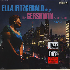 Ella Fitzgerald - Sings The Gershwin Song Book Volume 1