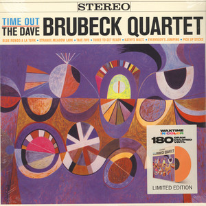 Dave Brubeck - Time Out Orange Vinyl Edition