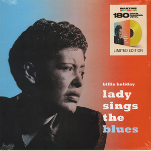 Billie Holiday - Lady Sings The Blues Transparent Yellow Vinyl Edition