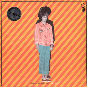 Ron Gallo - Stardust Birthday Party Colored Vinyl Edition