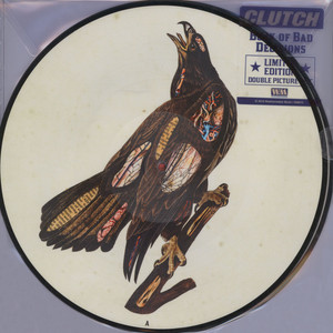 Clutch - Book Of Bad Decisions Picture Disc Edition