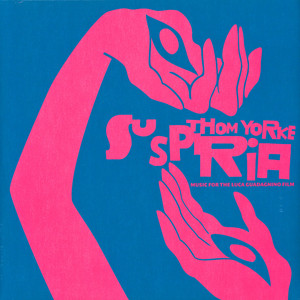 Thom Yorke - OST Suspiria -  Music For The Luca Guadagnino Film Pink Vinyl Edition