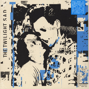 Twilight Sad, The - It Won/t Be Like This All The Time Blue Vinyl Edition