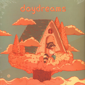 V.A. - Chillhop Daydreams Orange Vinyl Edition