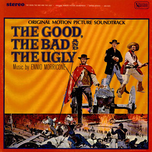 Ennio Morricone - OST - The Good, The Bad And The Ugly