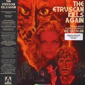 V.A. - OST Etruscan Kills Again Colored Vinyl Edition
