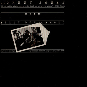 Little Johnny Jones With Billy Boy Arnold - Johnny Jones With Billy Boy Arnold