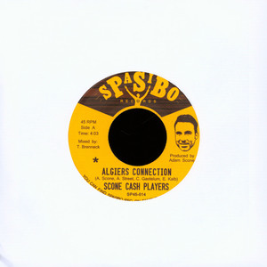 Scone Cash Players - Old Faithful / Algiers Connection