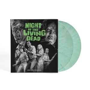 V.A. - OST Night Of The Living Dead 50th Anniversary Ghoul Colored Vinyl Edition