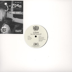 J-Zone - The 1993 Demos EP