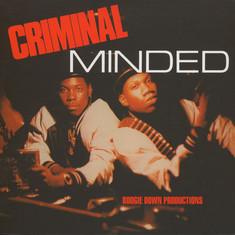Boogie Down Productions - Criminal Minded 7