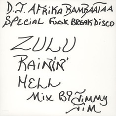 Jimmy Jim - Zulu Rainin' Hell Mix