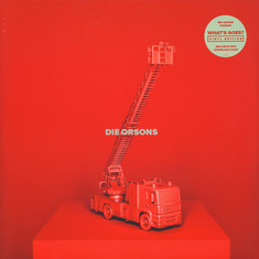 Orsons, Die - What's Goes? Red & Green Vinyl Edition