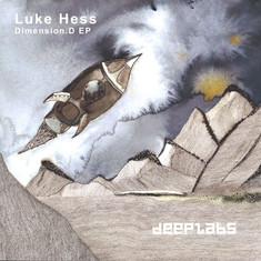 Luke Hess - Dimension.D EP