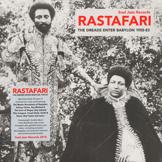 Soul Jazz Records Presents - Rastafari: The Dreads Enter Babylon 1955-83 - From Nyabinghi, Burry And Groundation To Rooty And Revelation