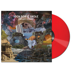 Den Sorte Skole - Indians & Cowboys Red Vinyl Edition