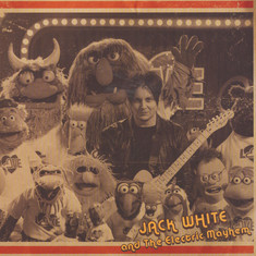 Jack White & The Electric Mayhem - You Are The Sunshine Of My Life Black Vinyl Edition