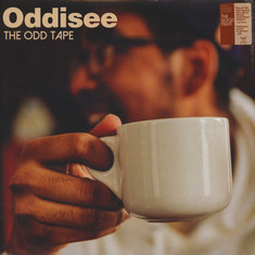 Oddisee - The Odd Tape Black Vinyl Edition