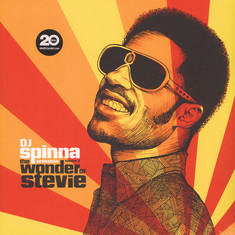 V.A. - DJ Spinna presents The Wonder Of Stevie Volume 3