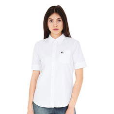 Fred Perry - Oxford Short Sleeve Shirt