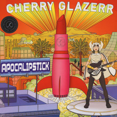 Cherry Glazerr - Apocalipstick Black Vinyl Edition