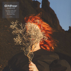 Goldfrapp - Silver Eye Clear Vinyl Edition