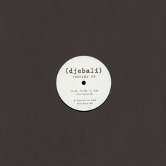 Djebali - Reworks#6 Chris Carrier & Diego Krause Remixes