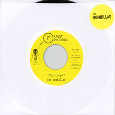 Bombillas, The - Tortuga / Kings Up Blue Vinyl Edition