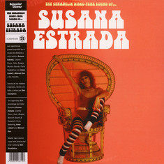 Susana Estrada - The Sexadelic Disco-Funk Sound Of Susana Estrada