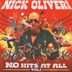 Nick Oliveri - N.O. Hits At All Volume 3 Black Vinyl Edition