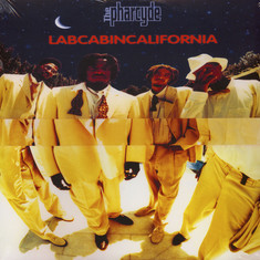 Pharcyde, The - Labcabincalifornia Black Vinyl Edition
