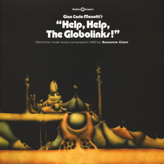 Suzanne Ciani - Help, Help, The Globolinks
