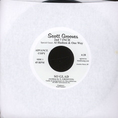 Scott Grooves - So Glad Feat. Al Hudson & One Way / Oceans Of Thoughts And Dreams