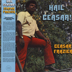 Caesar Frazier - Hail Ceasar Limited Obi-Strip Edition