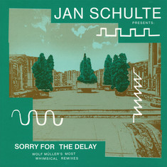 Jan Schulte presents - Sorry For The Delay Wolf Müller's Most Whimsical Remixes