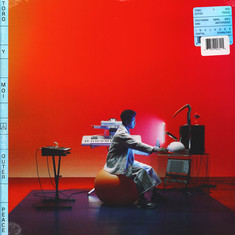 Toro Y Moi - Outer Peace Black Vinyl Edition